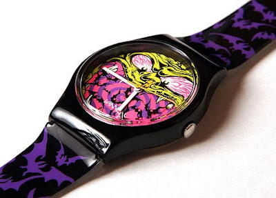 Vannen Watches - New Brand Featuring Limited Edition Artist Watches by Buff Monster, Dirty Donny, Chris Ryniak, Brian Morris and Damon Soule