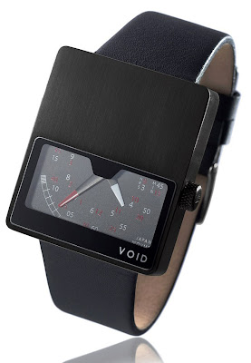 VOID VO2 Watch New Release!  Half the Time Makes for a Whole New Timing Experience!