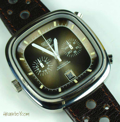 Tag Heuer Silverstone Reissue - A Very Faithful Reintroduction of the Stunning 1974 Chronograph