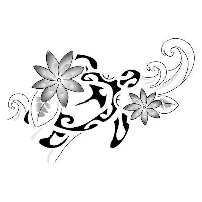 Tattoo Fonts: Flower Tattoos Blacklight Tattoo Photos