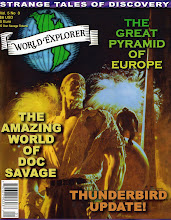 DOC SAVAGE ISH!