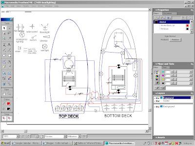 11dtm michael: boat wiring diagram