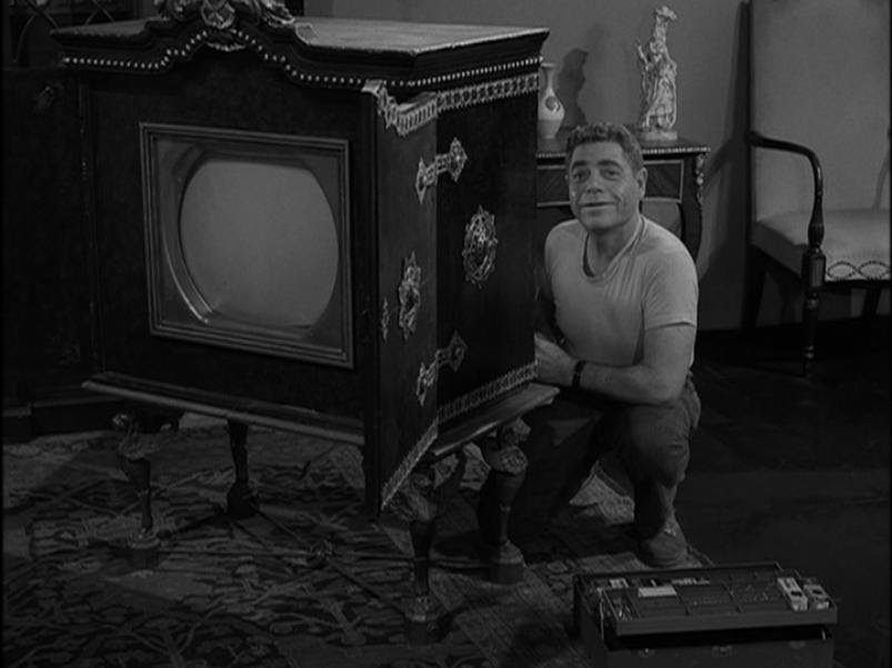 My Life in the Shadow of The Twilight Zone: TZ Promo:
