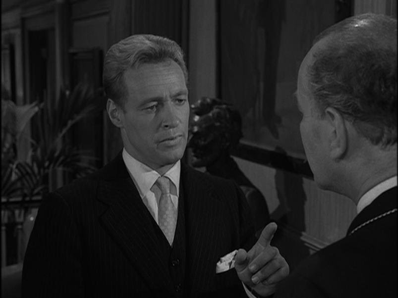 """My Life in the Shadow of The Twilight Zone: TZ Promo: """"Back"""