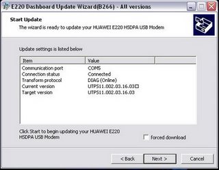 e huawei e5172bs-925 accept firmware update