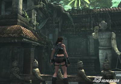 Nintengen Tomb Raider Underworld Wii Screens