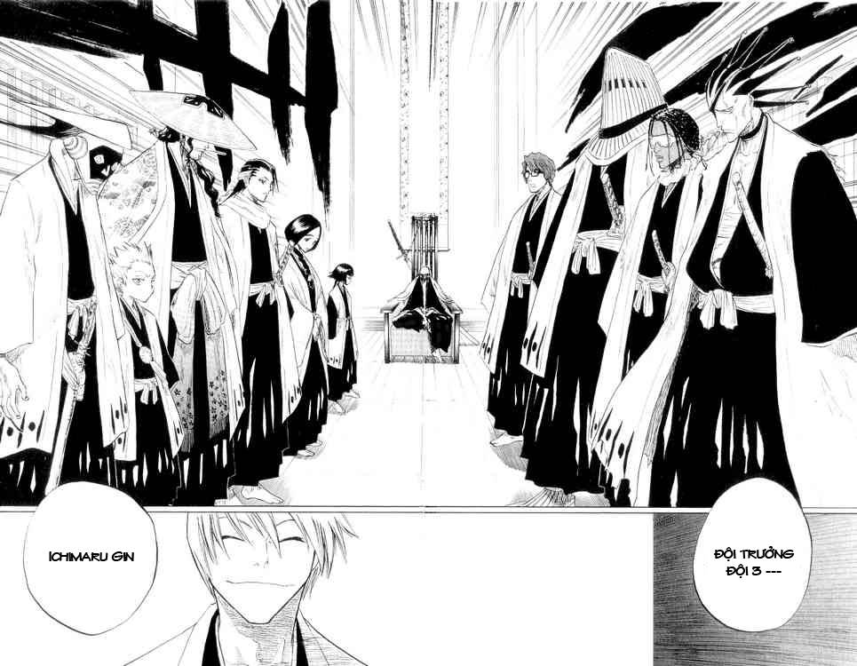 Bleach chapter 81 trang 18