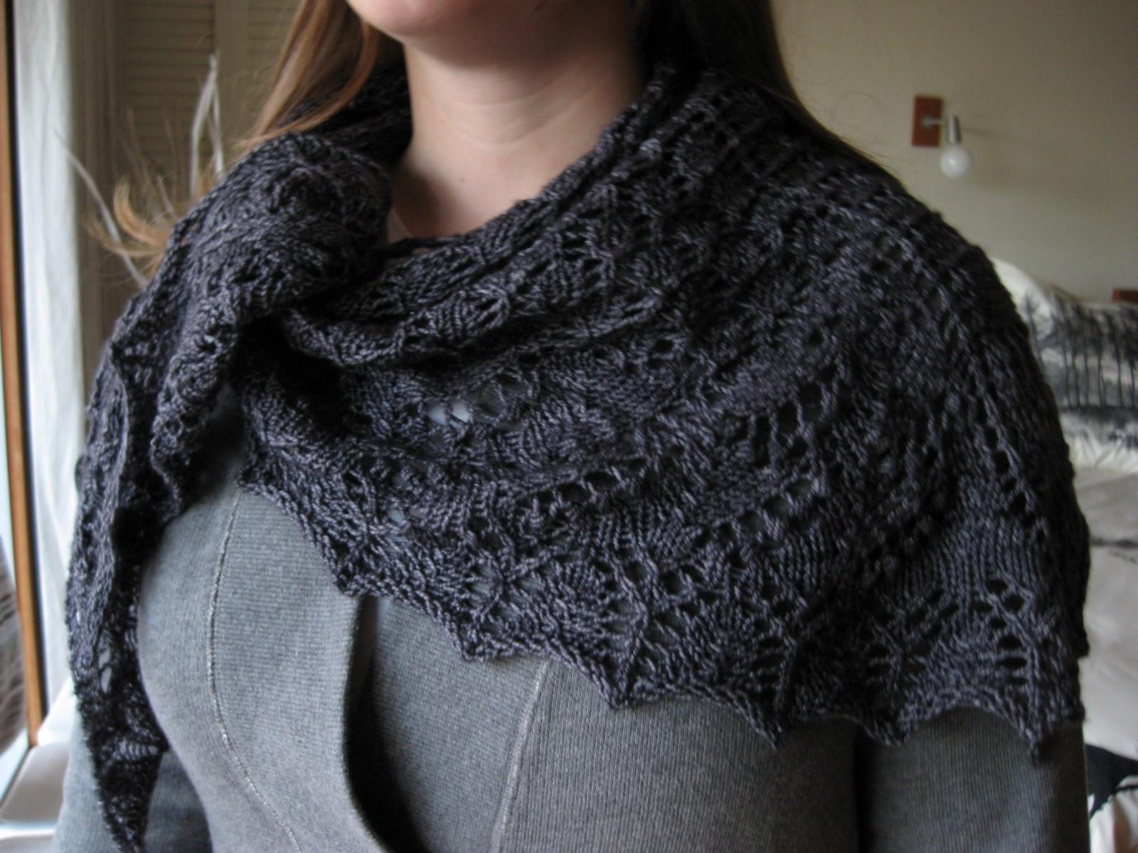 Knitting Pipeline: Episode 23 Shawl Style