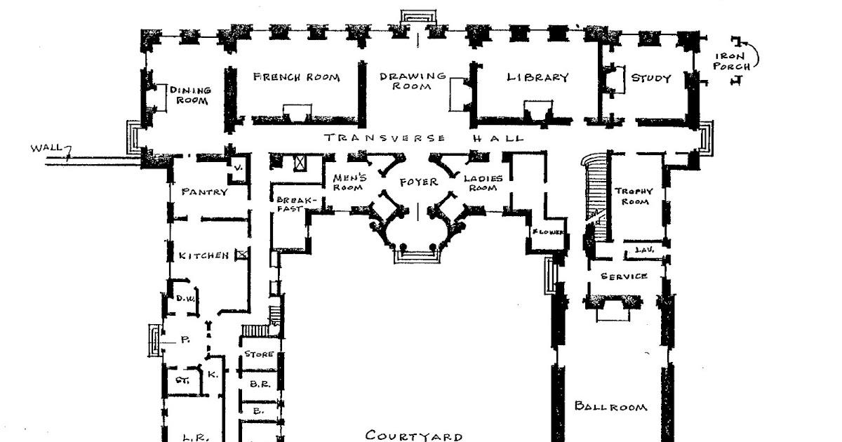 Architect Design Filoli Floorplan