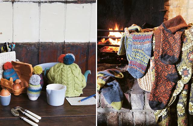 Варежки, рукавицы, перчатки.: варежки вязанные спицами рисунок снежинка.