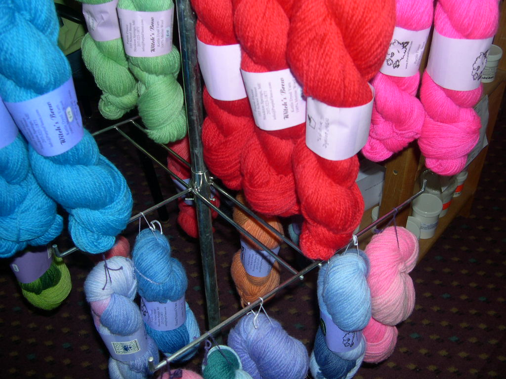 Knitting Out Loud: October 2010