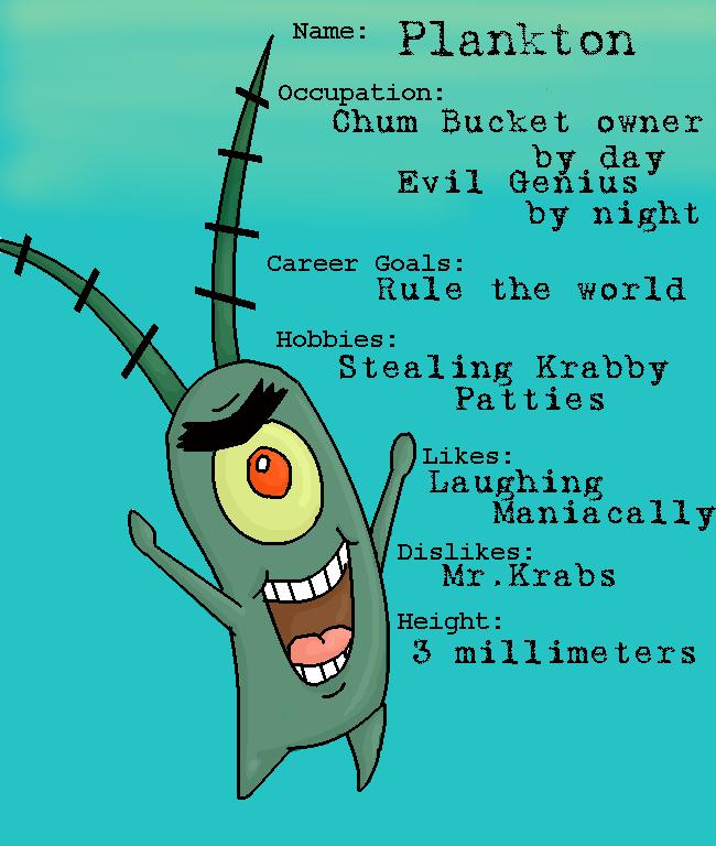 Under the Sea: Plankton