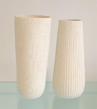 knit kit annette bugansky gestrickte porzellangef sse. Black Bedroom Furniture Sets. Home Design Ideas