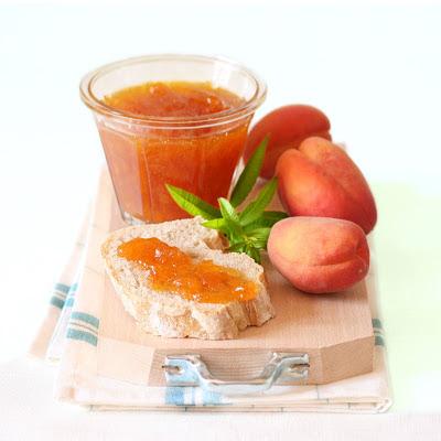 confiture abricot verveine
