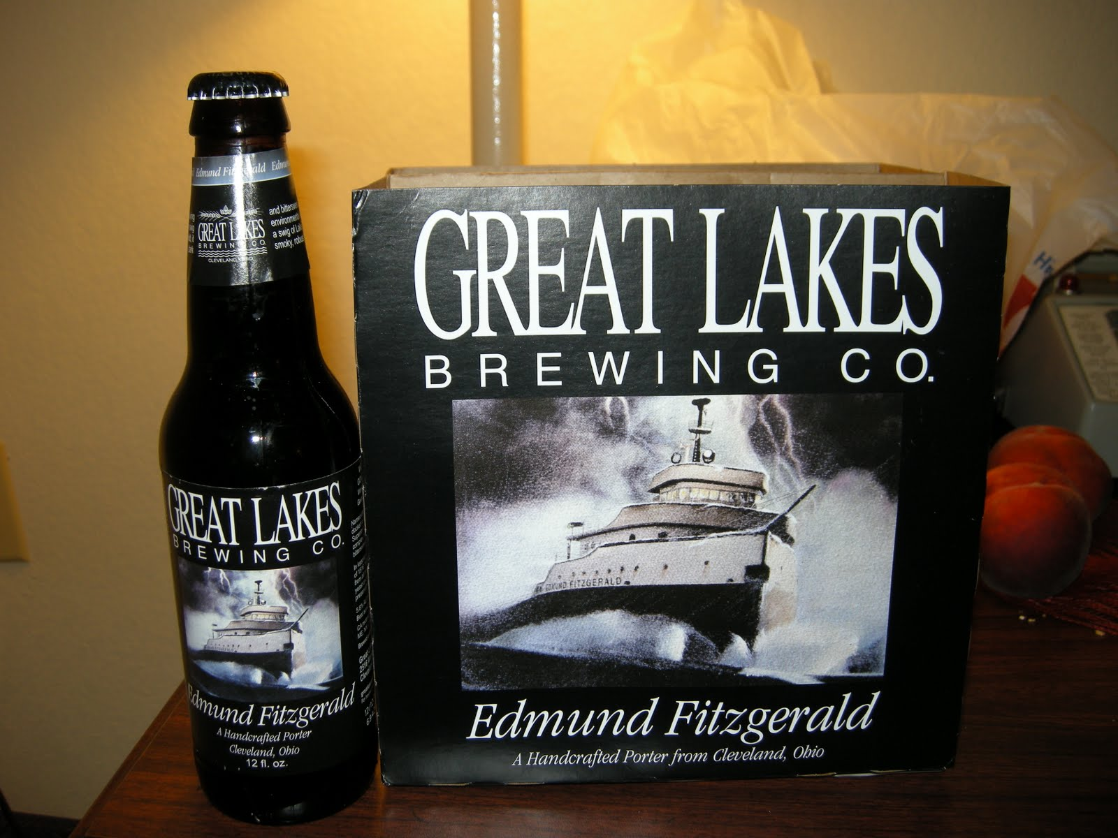 Northwest Beer Refugee Great Lakes Brewing Co Porter
