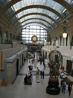 My Own Little Empire Paris Photos A Visit To Musee D Orsay