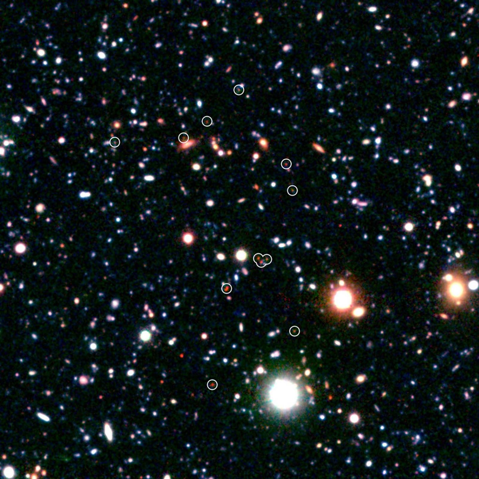 Orbiter.ch Space News: NASA Telescopes Help Identify Most ...
