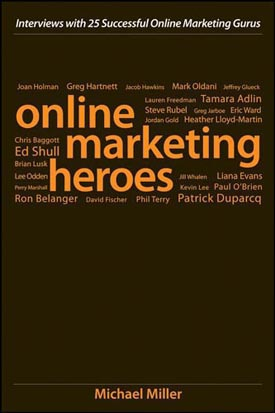 Joan Holman Named One of America's Top Internet Marketing Experts in Online Marketing Heroes Book