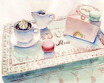 #153 Laduree boxes on boxes