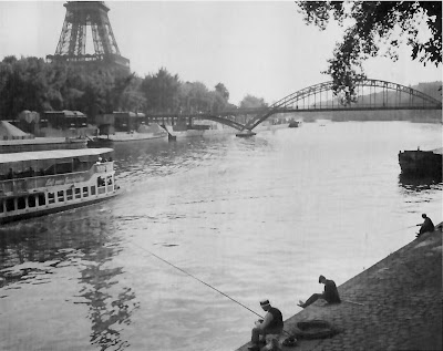 Historic Photos of Paris