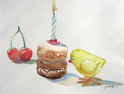 It's Yellow Bird's BIRTHDAY
