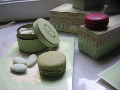 Laduree Macaron Boxes - Paris Breakfasts