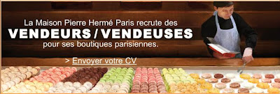 CV for Pierre Herme