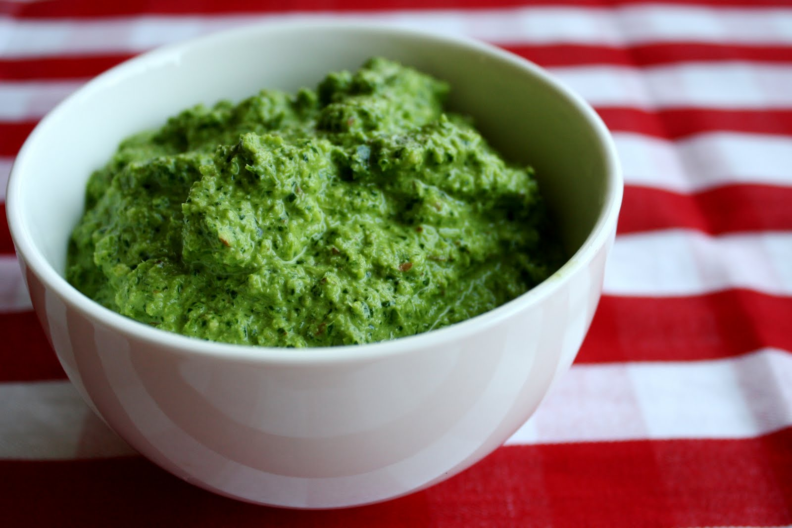 Parsley Pesto Without Food Processor