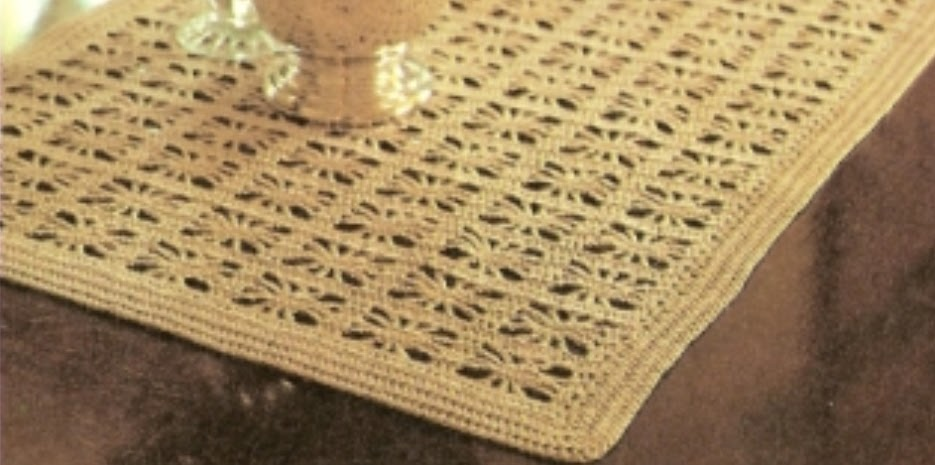 Lace N Ribbon Roses Spider Web Crochet Pattern For