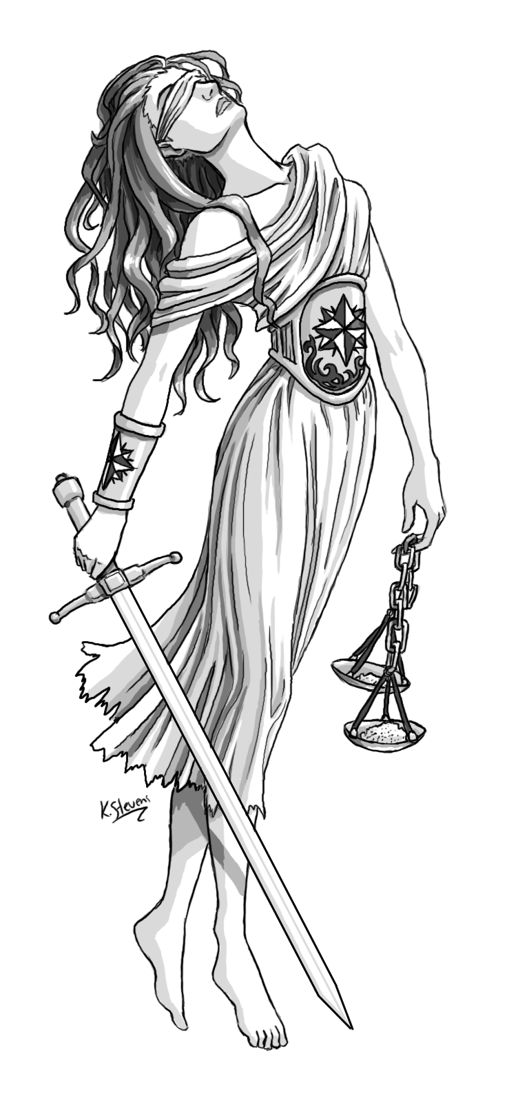 Lady Justice   Social Justice ~ Year 9 Religion