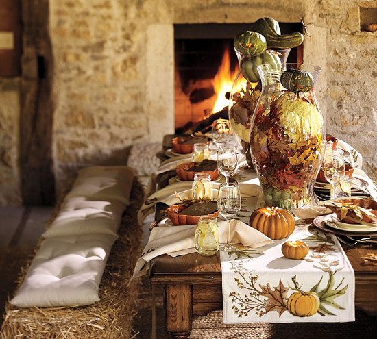 A Night Owls Daydreams: Fall Centerpieces