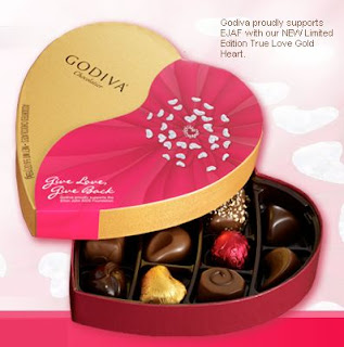Godiva Valentines Day Game