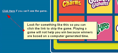 The Secret to Winning Instant Win Games
