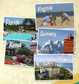 AFRC Great Getaways Sweepstakes Military Only