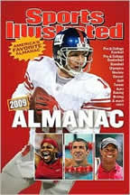 Free Copy of the 2009 Sports Illustrated Almanac