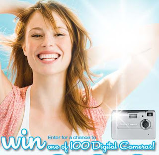 100 Reasons to Smile Sweepstakes