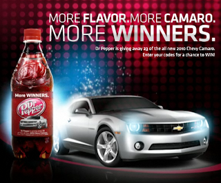 Sweeties Reader Wins a $30,000 Car Instantly from Dr Pepper
