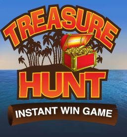 Digital Insight Treasure Hunt Instant Win Game and ePrize