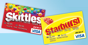 Starburst and Skittles Summer Funds Instant Win Game