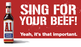 A1 Sing for Your Beef Sweepstakes