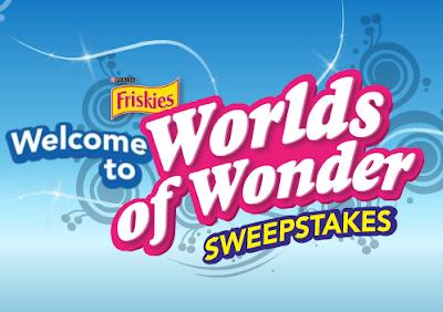 Friskies Worlds of Wonder Sweepstakes