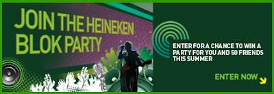 The Heineken Blok Party Sweepstakes