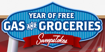 Kroger Gas & Groceries Sweepstakes
