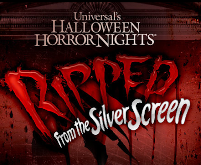 Universal's Halloween Horror Nights Ripped from the Silver Screen Instant Win Game