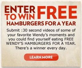 30 Seconds of Wendy's Video Contest