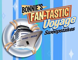 Bonnie Hunt Fantastic Voyage Sweepstakes