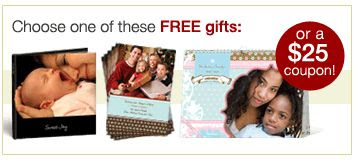 free Photoworks Gifts today only December 1, 2009