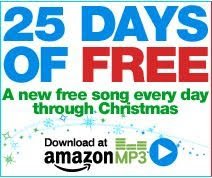 25 Days of Free Holiday Music From Amazon