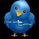 follow me on Twitter...