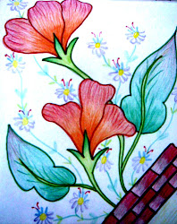 drawing simple pencil colorful drawings shading sketch nature paintings colour aditi posted am